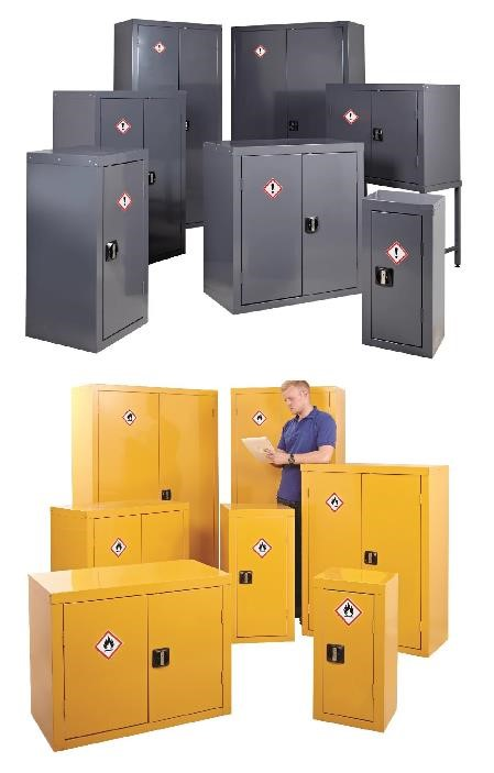 CoSHH & Hazardous Cupboards