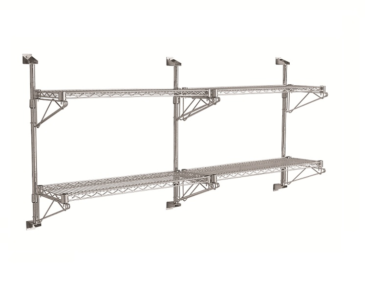 Eclipse Cantilever Wall Shelving
