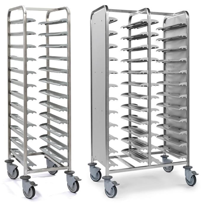 Tray Clearing Trolleys