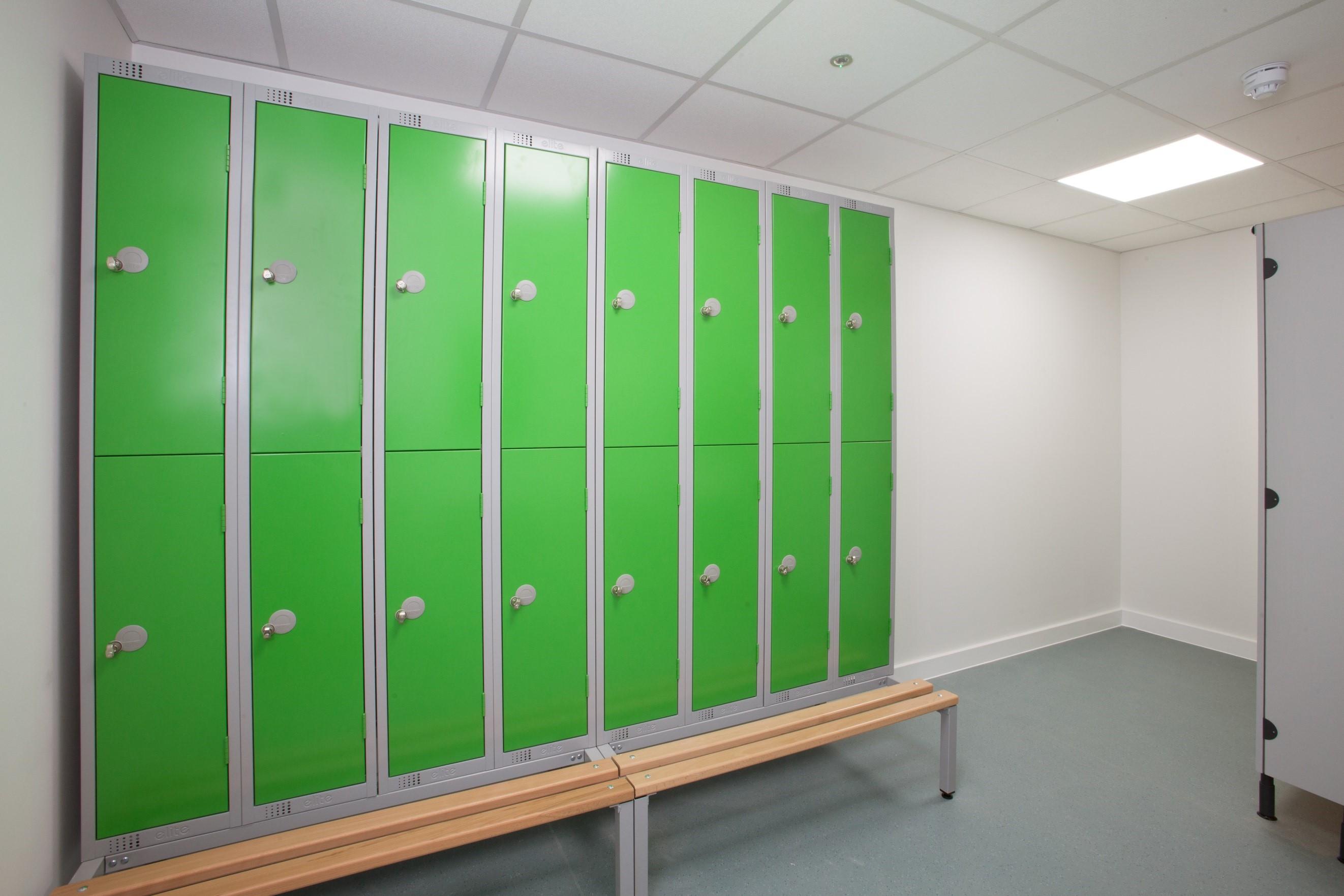CPK- Staff Locker Room