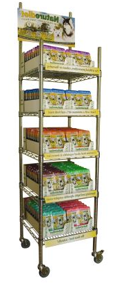 Pet Food POS Display