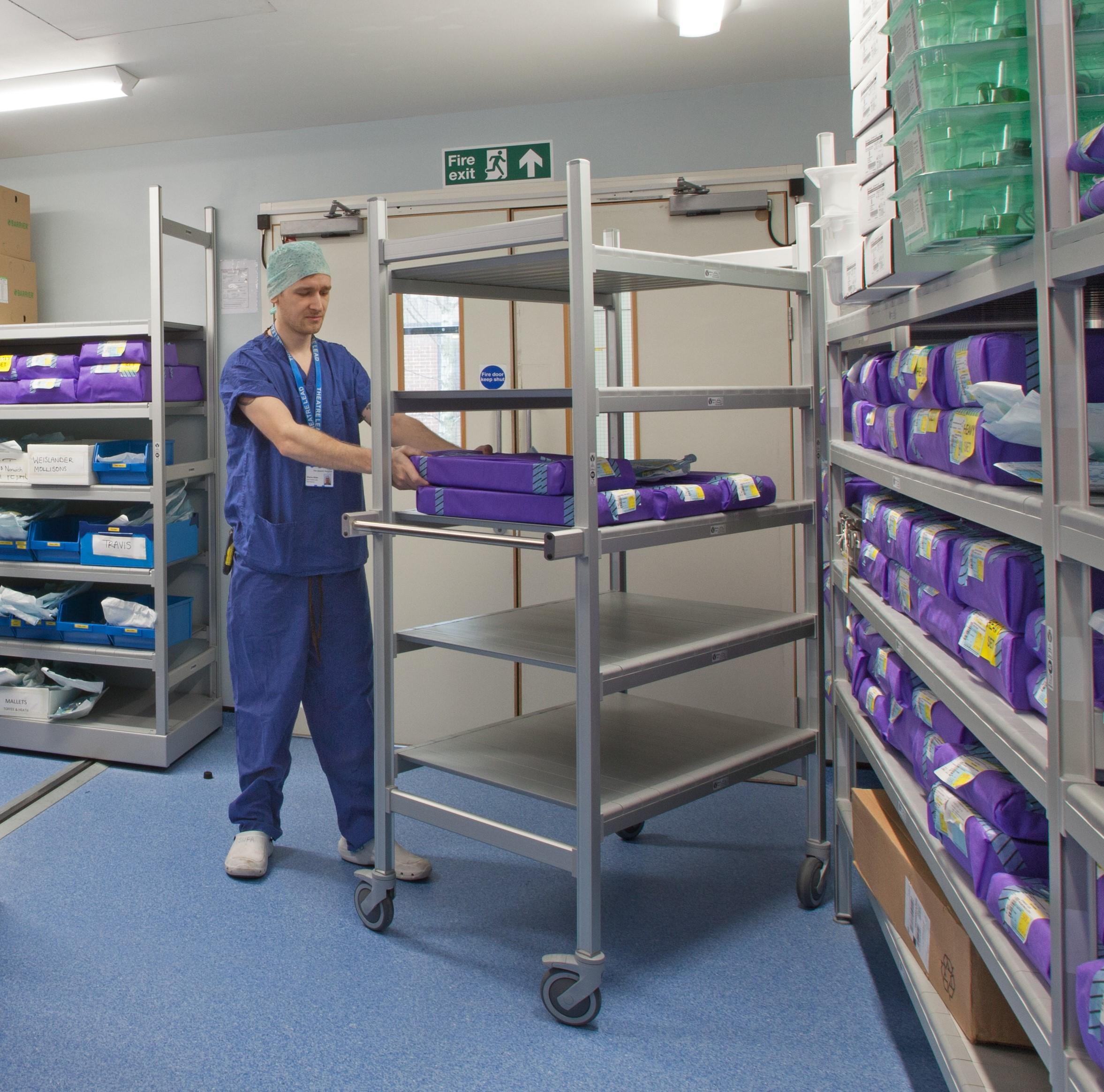 Ipswich case study transport racks
